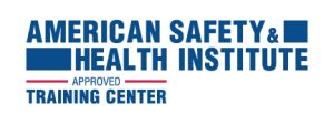 American Safety and Health Institute Approved Training Center